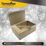 กล่องสบู่รักษ์โลก ใส่สบู่ได้ตั้งแต่ 70-120 กรัม แพค 50 ใบ