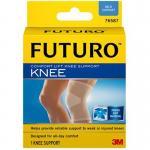 Futuro Knee Size S อุปกรณ์พยุงเข่า ฟูทูโร่ ไซส์ S ขนาดเล็ก (S) : ความยาวรอบหัวเข่า 12.0-14.5 นิ้ว / 30.5-36.8 เซนติเมตร