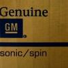อะไหล่แท้ศูนย์ CHEVROLET SONIC / SPIN ลด 50%