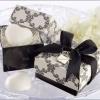 ชุด Gift Set สบู่ Model หัวใจ กลิ่นนม [Pre]