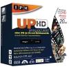 IPM กล่องรับสัญญาณดาวเทียม รุ่น IPM UP HD รองรับ Thaicom C/KU band (Black)