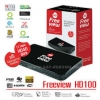 INFOSAT Freeview HD กล่องรับสัญญาณดาวเทียม รุ่น HD100 ( Black)