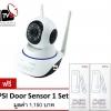 PSI ROBOT กล้องวงจรปิด ONLINE อัจฉริยะ WIFI IP CAMERA SECURITY HD รุ่น ROBOT แถมฟรี PSI Door Sensor 2 ชุด