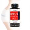 Lipo 3 ( ไลโป 3 ) ผลิตภัณฑ์เสริมอาหาร ทานเพื่อช่วย ควบคุมน้ำหนัก 50 เม็ด