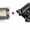 NodeMCU V.3 & Socket Board