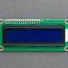 LCD 16x2 Back Light สีน้ำเงิน