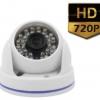 OmniVision CMOS 1.0 Megapixel Dome camera