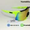 แว่นตาปั่นจักรยาน SPEEDCRAFT 100% [สีเขียว-ดำ]
