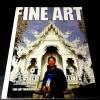 FINE ART VOLUME 1 NO 11 ฉบับมีเนื้อหา อ.เฉลิมชัย โฆษิตพิพัฒน์ พิมพ์ปี 2005