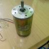 DC Motor 24V 6,260 RPM