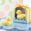 ชุด Gift Set สบู่ Model เป็ดน้อยสีเหลืองนวล กลิ่นนม [Pre]
