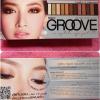 Mistine Groove Complete Eye Palette อายแชโดว์พาเลท12สีใหม่ล่าสุดของมิสทีน