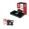 INFOSAT Freeview HD ชุดแพ็คคู่ กล่องรับสัญญาณดาวเทียม+LNB Ku-Band รุ่น K204 (Black)