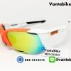 แว่นตาปั่นจักรยาน SPEED COUPE 100% [สีขาว-ส้ม]
