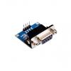 RS232 MAX232 To TTL Converter โมดูลแปลง RS232 เป็น TTL