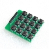 4x4 Matrix 16 Keypad Keyboard Module 16 Button