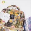 กระเป๋าเป้สะพายหลัง Legato Largo X anello mini - สีเบจ
