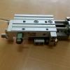 กระบอกลมเทเบิ้ลสไลด์ SMC MXQ12L-30A สินค้ามือ 2