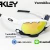 แว่นตาปั่นจักรยาน Oakley Jawbone [สีขาว-ดำ]
