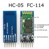 HC-05 Bluetooth Serial Module RS232 TTL
