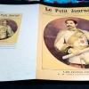 Le Petit Journal Supple'ment Illustre' ฉบับ ภาพพิมพ์เเกะลายเส้น ร.5 ฉลองพระองค์เครื่องเต็มยศจอมพลทหาร ขนาด 37X52 ซม