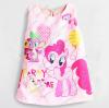 Pony Friends Dress Pink เดรสสาวน้อยแขนกุดสีชมพู ลาย My Little Pony งานแบรนด์ SAMGAMI น่ารักมากๆค่ะ