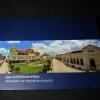 สมุดภาพปริทัศน์พระราชวังไทย โดย สำนักพระราชวัง ปกแข็ง 132 หน้า ปี 2552