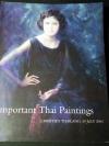 IMPORTANT THAI PAINTINGS โดย CHRISTIES หนา 180 หน้า