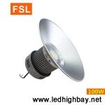 โคมไฮเบย์ LED FSL 100w (แสงสีขาว)