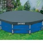 INTEX ผ้าคลุมสระเมทัลเฟรม 12 ฟต (366 ซม.)