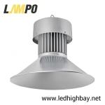 โคมไฮเบย์ LED 50w ยี่ห้อ LAMPO รุ่น ECO MODEL (แสงขาว)