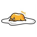 Gudetama : ไข่ขี้เกียจ