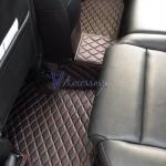 Starnavi พรมปูพื้นรถยนต์สุดหรูเข้ารูป 100% MAZDA2 MAZDA3 CX-3 CX-5
