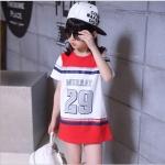 มินิเดรสเด็กโต สกรีน MURRAY 29 จะใส่ในวันธรรมดาสบายๆ หรือใส่ไปเที่ยวก็น่ารักมากค่ะ