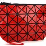 กระเป๋าครัชท์ สีแดง