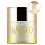 Cathy Doll Snail Gold (ขนาด 50 กรัม) : ลดร่องลึก สำหรับผิวมีริ้วรอย เหี่ยวย่น