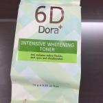 6D Dora โทนเนอร์สลายฝ้า กระ
