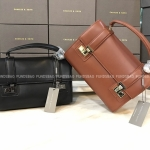 CHARLES & KEITH DOUBLE LOCK CROSSBODY BAG