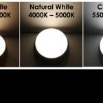 แสงของโคมไฮเบย์ LED มีกี่สี แล้วนิยมใช้สีอะไร ?