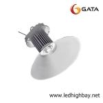 โคมไฮเบย์ LED 150w ยี่ห้อ GATA รุ่น CROSS (แสงส้ม)