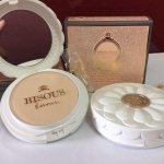Bisous Bisous The White Queen Glutathione Powder Pact (ตลับสีขาว)