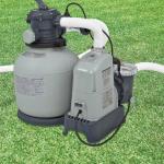 INTEX เครื่องผลิตคลอรีนระบบน้ำเกลือ-ทราย (อี.ซี.โอ) 6,000 ลิตร/ ชม.