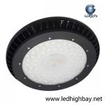 โคมไฮเบย์ LED 150w HIB-UFO (รุ่นไม่มีพัดลม) ยี่ห้อ Iwachi (แสงส้ม)