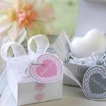 ชุด Gift Set สบู่ Model หัวใจน้อย กลิ่นนม [Pre]