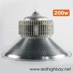 โคมไฮเบย์ LED รุ่น PLUS 200w ยี่ห้อ RICH LED (แสงขาว)