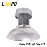 โคมไฮเบย์ LED 150w ยี่ห้อ LAMPO รุ่น ECO MODEL (แสงส้ม)