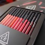 ลิปสติกเนื้อแมท 3 Concept Eyes Drawing Lip Pencil Kit 12 pcs/1 Box