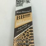 Kiss beauty BB Cream SPF 15 studio foundation