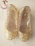 รองเท้ารังนกสีทองมีกลิตเตอร์วิ๊งๆ ใส่สวย สบาย เบา ไม่กัดเท้าแน่นอนค่ะ