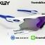 แว่นตาปั่นจักรยาน Oakley Radar EV [สีขาว-น้ำเงิน] thumbnail 1